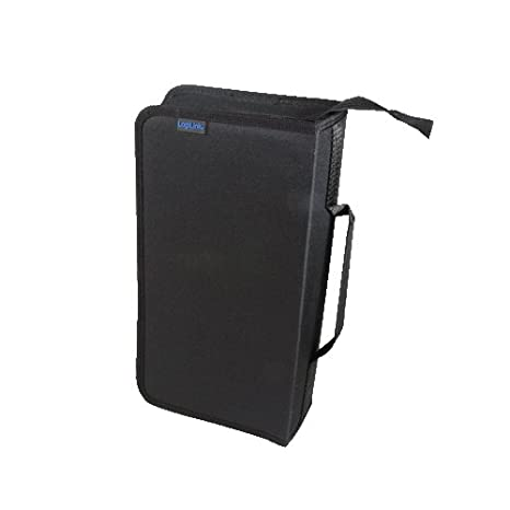 Amazon.com: LogiLink CD-ROM/DVD Wallet Bag96 CDs/DV Ds ...