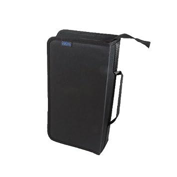 LogiLink NB0055 - Estuche bolsillo para 96 de CDs/DVDs (largo)