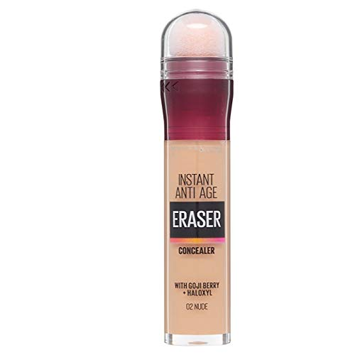 Maybelline Instant Anti-Age The Eraser Eye Perfect Cover Concealer Light 6.8 ml Gemey Maybelline 3600530733842