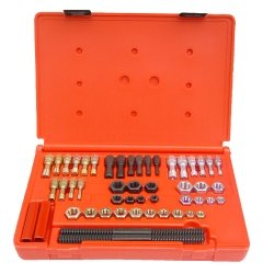 (48 Piece SAE and Metric thread Restorer Kit)