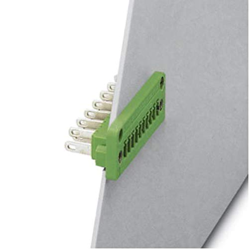 (COMBICON DFK-MC Series 3.81mm Pitch Straight Feed Through Terminal Block; Header, Pack of 10)