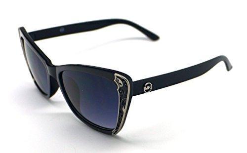 de Mujer MIK Sunglasses Calidad Alta Gafas UV M2084 400 Sol 4qdcyc1H7