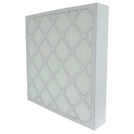 Minipleat Air Filter, 20x20x4, MERV 14