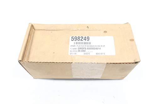 HUBBELL VP6485 KILLARK VERSAMATE Plug 4P 3W 60A AMP 600V-AC