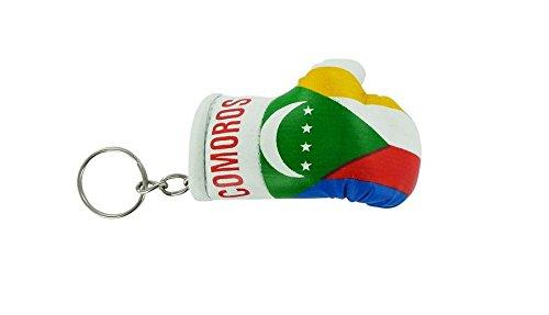 Clefs Akacha Boxe Comorien De Clés Clé Drapeau Flag Porte Comores Gant rqxUtwrz