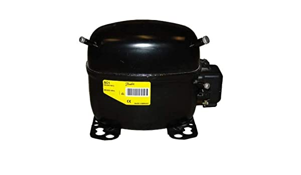 REPORSHOP - Motor COMPRESOR FRIGORIFICO DANFOSS SECOOP SC18G Gas R134A Nevera: Amazon.es: Hogar