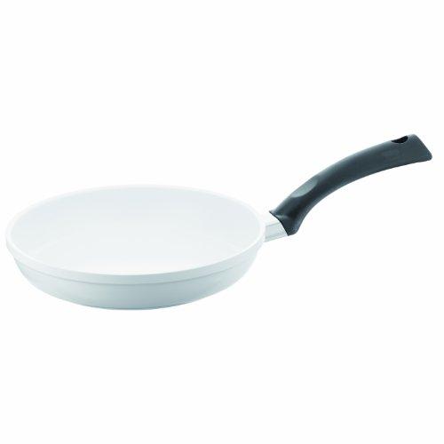 Berndes 697624 SignoCast Pearl Ceramic Coated Cast Aluminum 10-Inch Open Fry Pan/Skillet