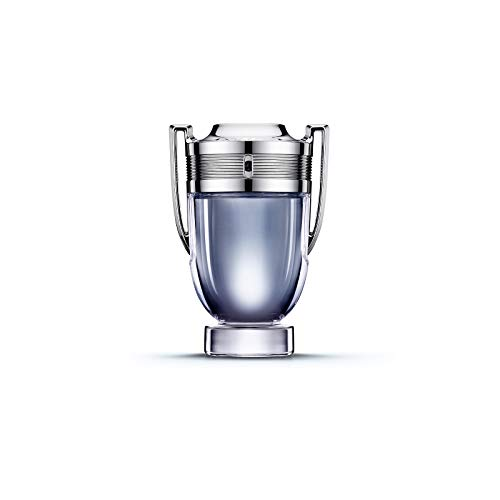 Invictus by Paco Rabanne for Men 3.4 oz Eau de Toilette Spray (Top Best Mens Cologne)