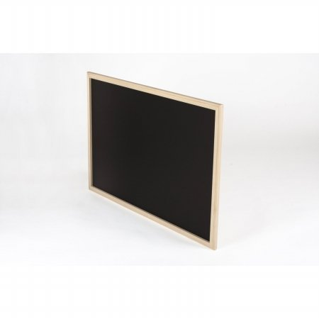 Amazon.com : Wood-framed Chalkboard (Black; 24 x 36ins) : Large ...