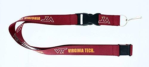 NCAA Virginia Tech Hokies Team Lanyard ()