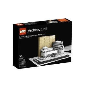 Arquitectura de Lego Museo Guggenheim 21004 LEGO productos de importación paralela