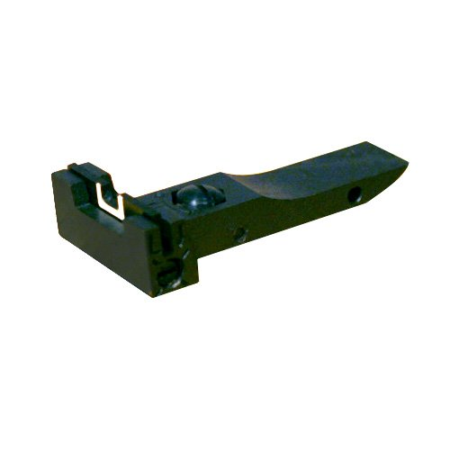 (Accro Kensight Rear Sight with Square Blade and White OutLine)