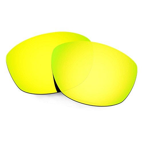Hkuco Plus Mens Replacement Lenses For Costa Fisch fs - 1 pair (Fisch Replacement Lenses)