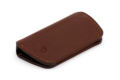 Bellroy Leather Key Cover Cocoa