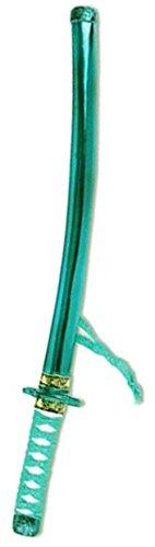 """24"""" Green Costume Accessory Toy Ninja Katana"""