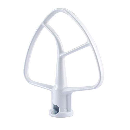 Mixer K45 - K45B Flat Beater Compatible with Kitchenaid Mixer 4.5-Qt,Tilt-Head Stand Mixer Beater, Compatible K45 AP3884849 W10672617
