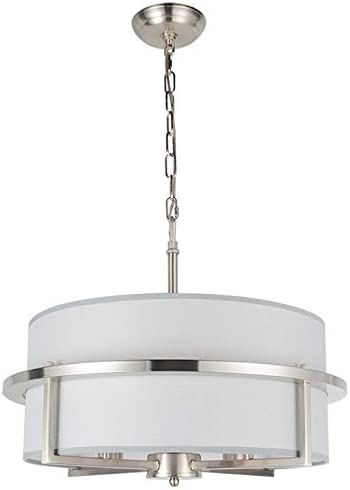 Vinsniv Drum Pendant Hanging Light