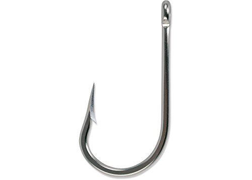 VMC 8700 Dynacut 6X Southern Tuna Hook 6X Strong - Stainless Steel - 2 Pack (10/0)
