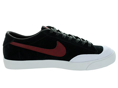 Red CK Uomo Nike Court White Zoom Sportive Scarpe Black Team All n7pzBqIp