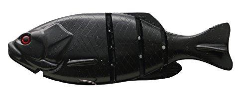 イッセイ(ISSEI) ワーム ギルフラットスイマー 145mm 58g ブラック #17の商品画像