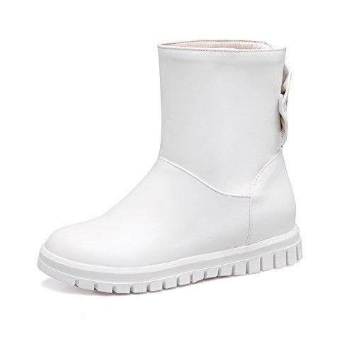 EU Bianco White BalaMasaAbl10569 35 da Stivali Neve Donna xq0vaF4