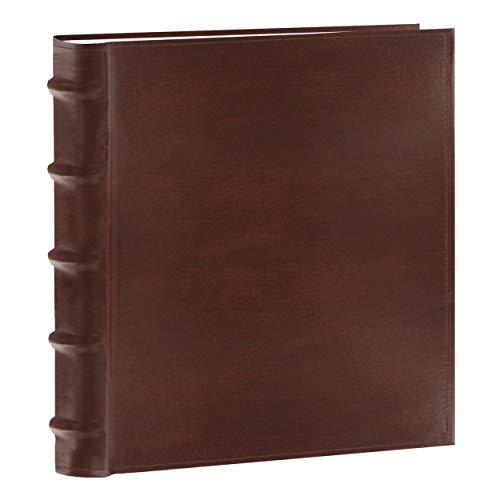 Pioneer Photo Albums CLB-246/BN 200-Pocket European Bonded Leather Photo Album for 4 by 6-Inch Prints, ()