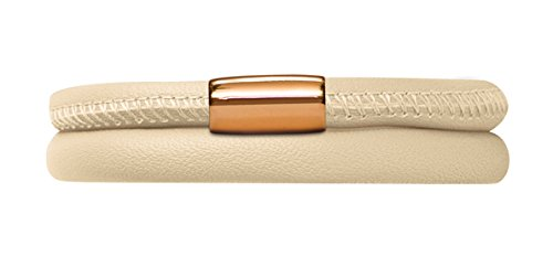 Endless Jewelry 12512-38 Nude Leather 38cm//7.5inch