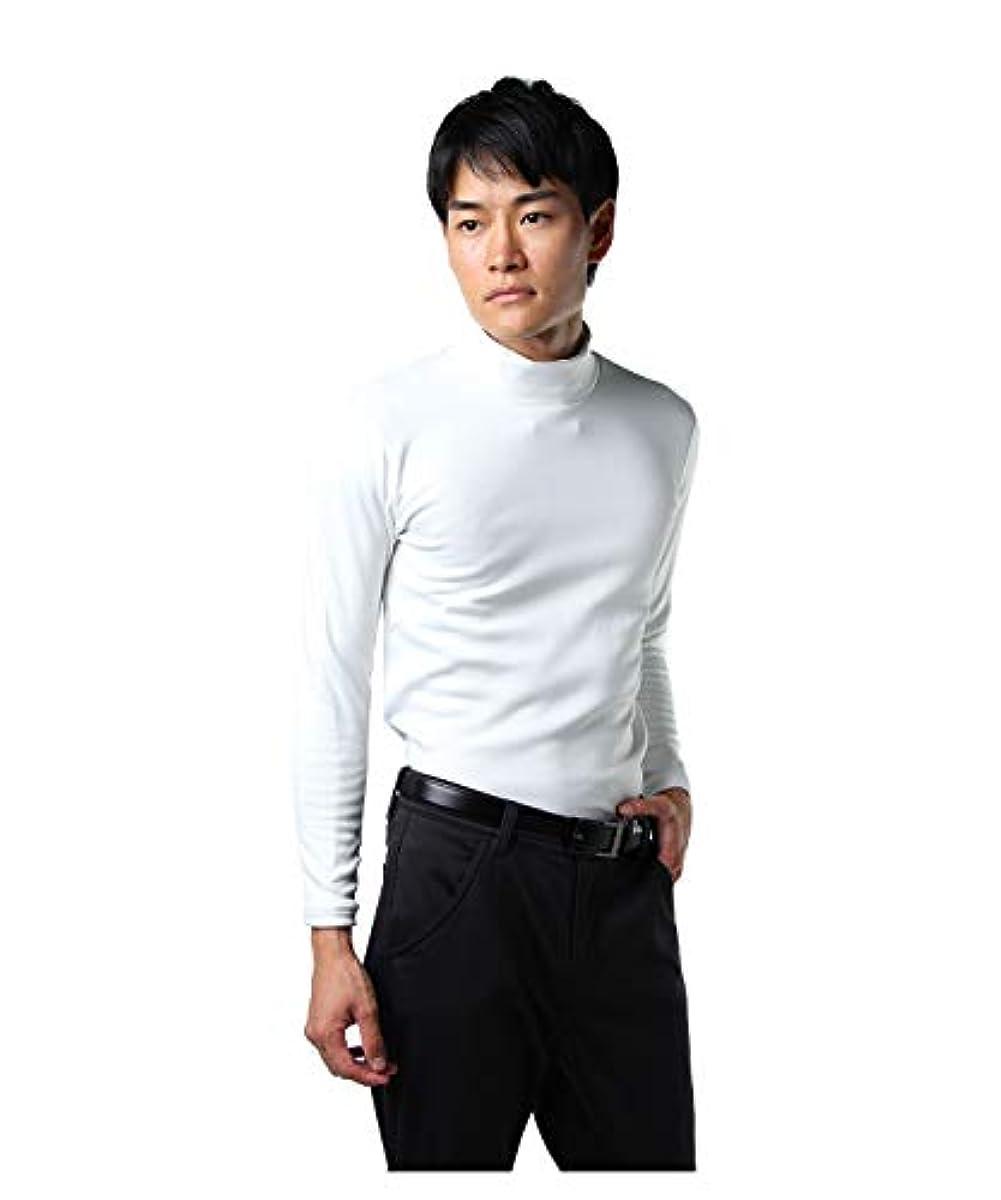 [해외] 투어 디 비젼 골프 언더 웨어 긴 소매 맨즈 병뒤샤기긴 소매HN셔츠 TD220210H05 WH O