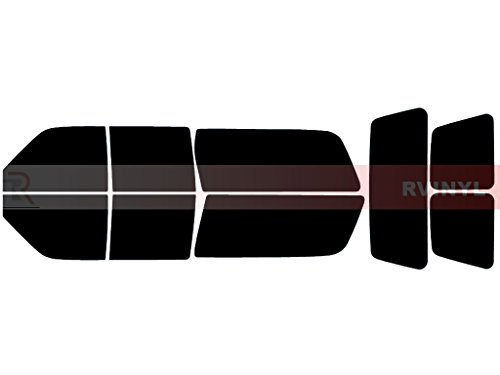 Rtint Window Tint Kit for GMC Suburban 1992-1999 - Complete Kit - 5%