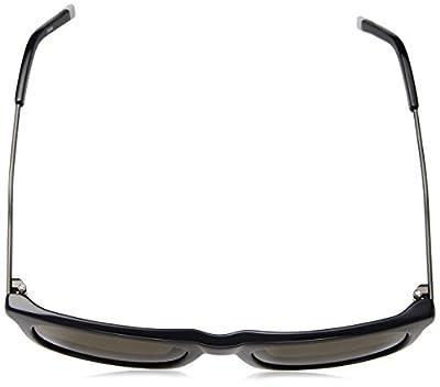 Calvin Klein Men's Ck4319s Square Sunglasses, Shiny Navy, 54 mm