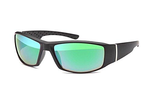 de Verde para sol Gafas hombre Unbekannt qPwHCXnx5z