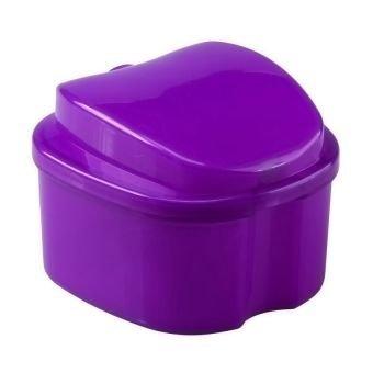 Orafix Premium Denture Bath (Purple)