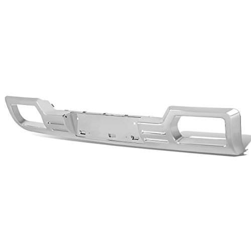 For GMC Sierra 1500 GMT K2XX ABS Plastic Denali Style Front Lower Bumper Grille (Chrome) ()