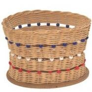 4th of July Basket Weaving Kit by V.I. Reed & Cane, Inc.