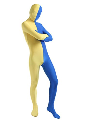 Mens-Stretchy-Halloween-Cosplay-Costumes-Soft-Zentai-Dancewear