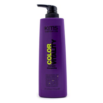 KMS Color Vitality Shampoo (Color Protection & Restored Radiance) 750ml/25.3oz for sale