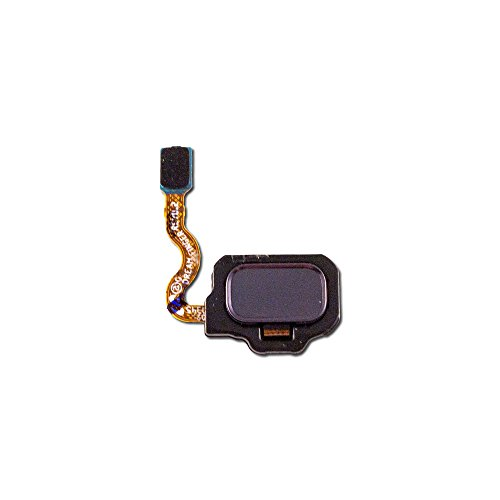 Fingerprint Scanner Flex Cable Compatible with Samsung Galaxy S8, S8 Plus (Orchid Gray) (SM-G950, SM-G955)