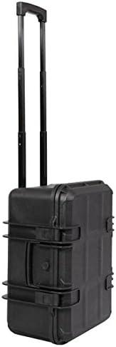 Impermeable de Transporte Universal de maleta con ruedas para foto y vídeo (50x 38x 25cm)
