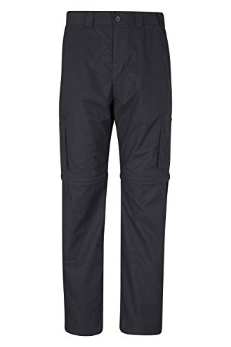 Mountain Warehouse Explore Womens Trousers for Travelling Dark Grey 6 6 Pockets Casual Bottoms Lightweight Spring Trousers Shrink /& Fade Resistant Hiking Pants Fast Drying