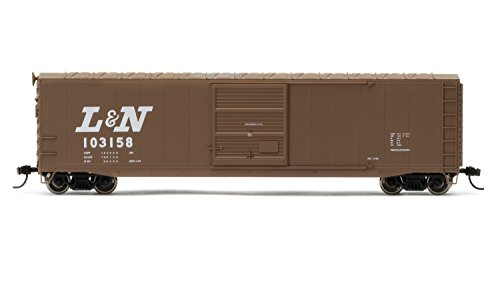 Rivarossi #103126 Louisville & Nashville Railrooad Box Car with Sliding Door (HO Scale) ()