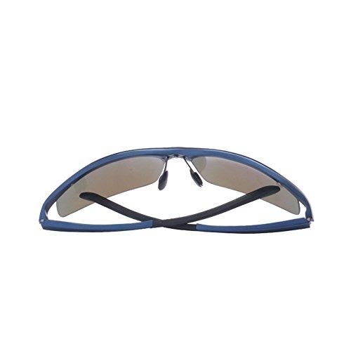 de Lunettes 2 de Lunettes de treibende Lot de Pêche de Fixation Soleil Soleil pour TD 4 6 Miroir de conducteur nbsp;Verres Pièce Hommes DE Mâle Magnésium xpwt6Sn