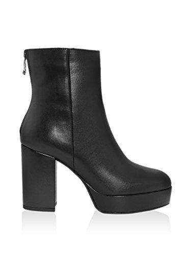 Gusto - 5139_NERO - Schuhe Stiefel Schwarz