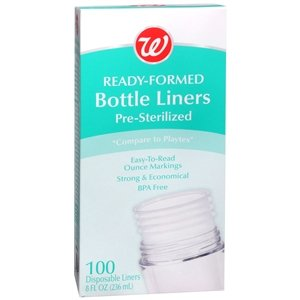 walgreens-pre-form-disposable-bottle-liners-100-each