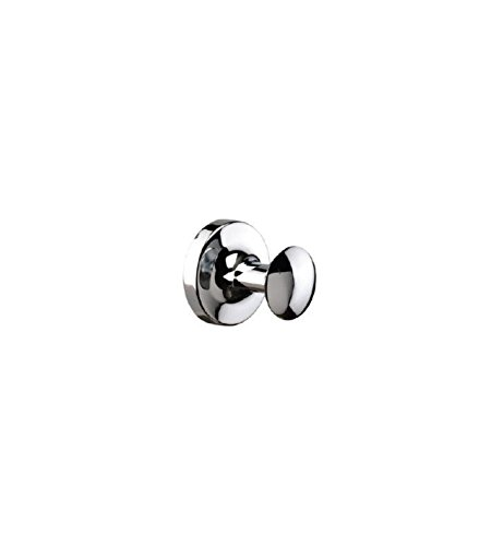 Valencia E-PLUS Wall Brass Towel Robe Hook Hanger for Bathroom Towel Holder by Valencia Bath Collection