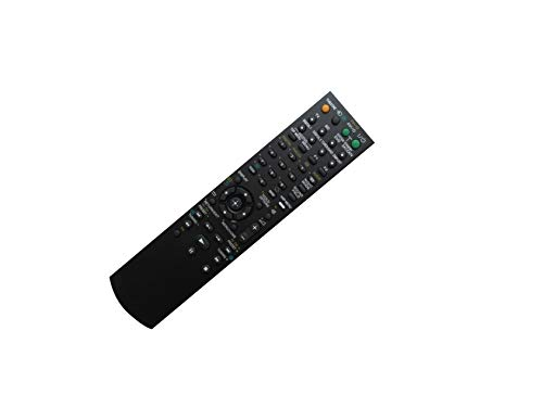 HCDZ Replacement Remote Control Fit for Sony SS-WP23 SA-WCT100 SS-MCT100 DVD AV Home Theater System A/V Receiver