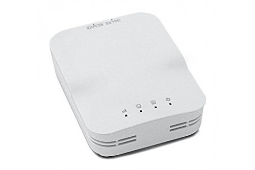 Open-Mesh OM5P-AC-PS Dual-Band 802.11ac Wireless Access Point [COMES WITH 24V POWER SUPPLY]