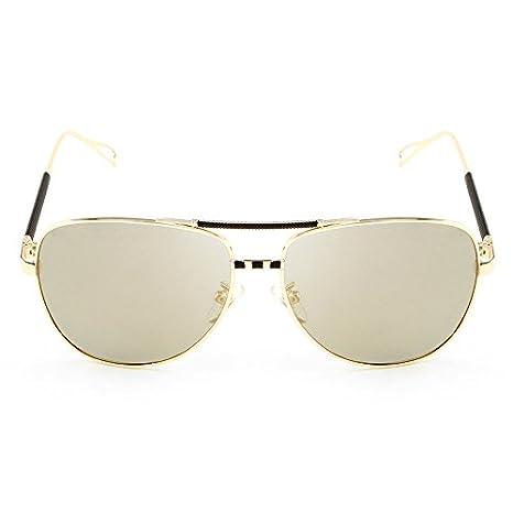 Amazon.com: JiaCH Polarized Sunglasses, Men Classic Goggle ...