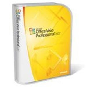 Ms Office Bundle - Academic Version - Microsoft Office Visio Professional 2007
