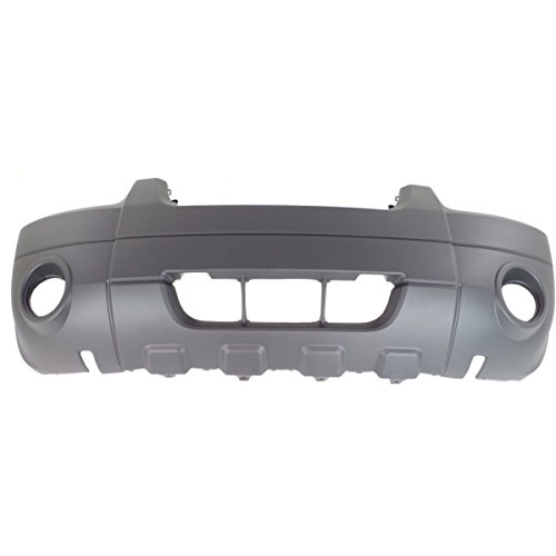 NorthAutoParts 5L8Z17D957BAA Fits Ford Escape Front Textured Bumper Cover FO1000571 ()