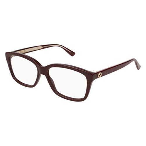 Eyeglasses Gucci GG 0311 O- 003 BURGUNDY /
